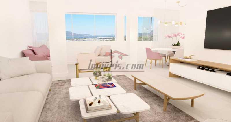 2 - Apartamento 3 quartos à venda Glória, Rio de Janeiro - R$ 959.000 - PEAP30760 - 3