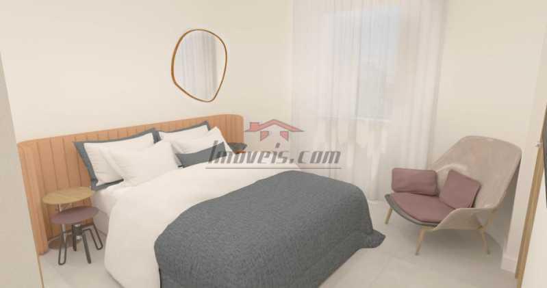 6 - Apartamento 3 quartos à venda Glória, Rio de Janeiro - R$ 959.000 - PEAP30760 - 7