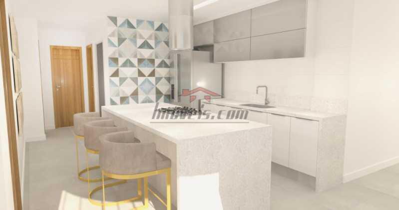 9 - Apartamento 3 quartos à venda Glória, Rio de Janeiro - R$ 959.000 - PEAP30760 - 10