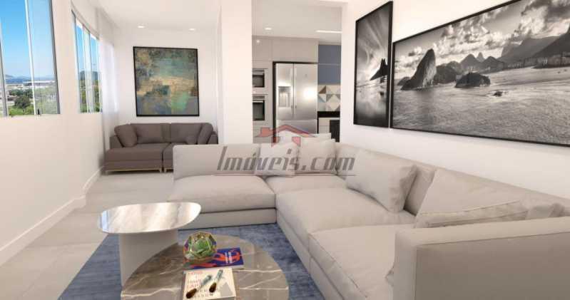 1 - Apartamento 2 quartos à venda Glória, Rio de Janeiro - R$ 789.000 - PEAP21940 - 1