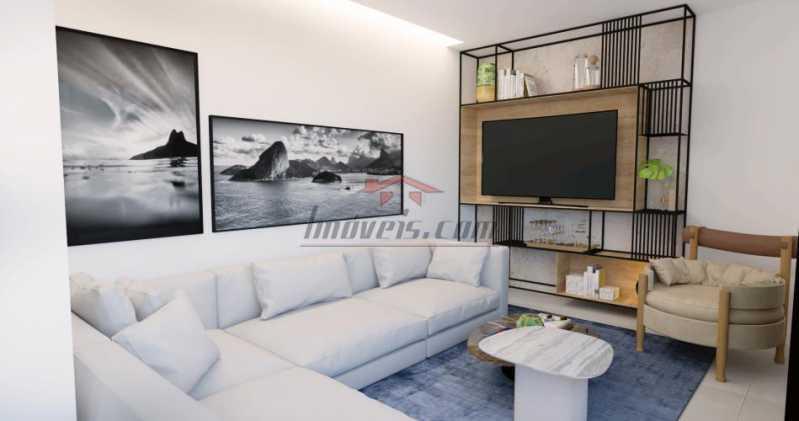 2 - Apartamento 2 quartos à venda Glória, Rio de Janeiro - R$ 789.000 - PEAP21940 - 3