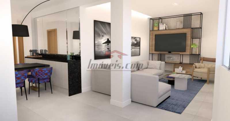 3 - Apartamento 2 quartos à venda Glória, Rio de Janeiro - R$ 789.000 - PEAP21940 - 4