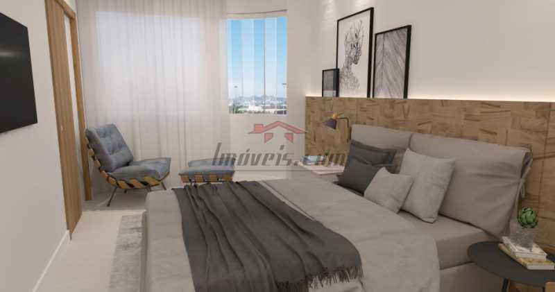 4 - Apartamento 2 quartos à venda Glória, Rio de Janeiro - R$ 789.000 - PEAP21940 - 5
