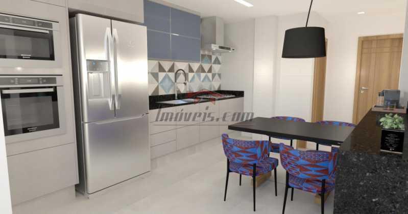 10 - Apartamento 2 quartos à venda Glória, Rio de Janeiro - R$ 789.000 - PEAP21940 - 11