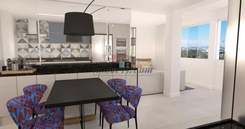 12 - Apartamento 2 quartos à venda Glória, Rio de Janeiro - R$ 789.000 - PEAP21940 - 13