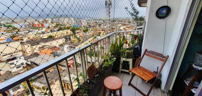 1 - Apartamento 2 quartos à venda Madureira, Rio de Janeiro - R$ 349.900 - PSAP21920 - 1