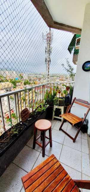 2 2 - Apartamento 2 quartos à venda Madureira, Rio de Janeiro - R$ 349.900 - PSAP21920 - 3