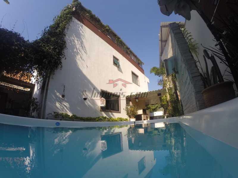 1 - Casa em Condomínio 3 quartos à venda Vila Valqueire, BAIRROS DE ATUAÇÃO ,Rio de Janeiro - R$ 949.000 - PSCN30150 - 1