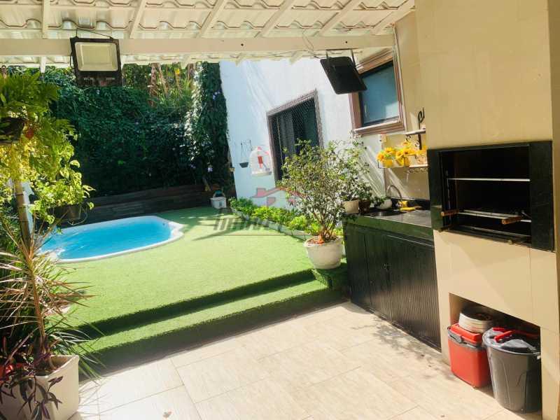 19 - Casa em Condomínio 3 quartos à venda Vila Valqueire, BAIRROS DE ATUAÇÃO ,Rio de Janeiro - R$ 949.000 - PSCN30150 - 19