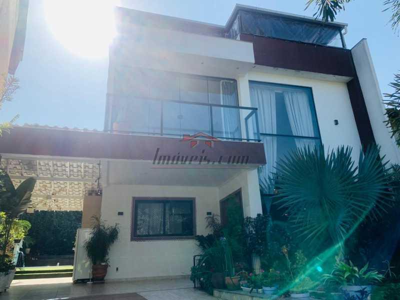 24 - Casa em Condomínio 3 quartos à venda Vila Valqueire, BAIRROS DE ATUAÇÃO ,Rio de Janeiro - R$ 949.000 - PSCN30150 - 24