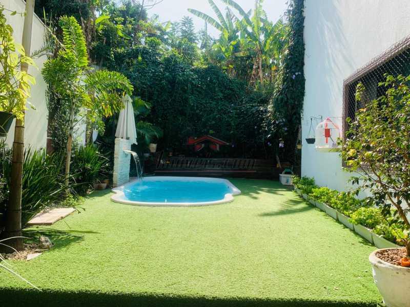 27 - Casa em Condomínio 3 quartos à venda Vila Valqueire, Rio de Janeiro - R$ 949.900 - PSCN30150 - 27