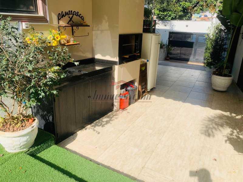 30 - Casa em Condomínio 3 quartos à venda Vila Valqueire, BAIRROS DE ATUAÇÃO ,Rio de Janeiro - R$ 949.000 - PSCN30150 - 30
