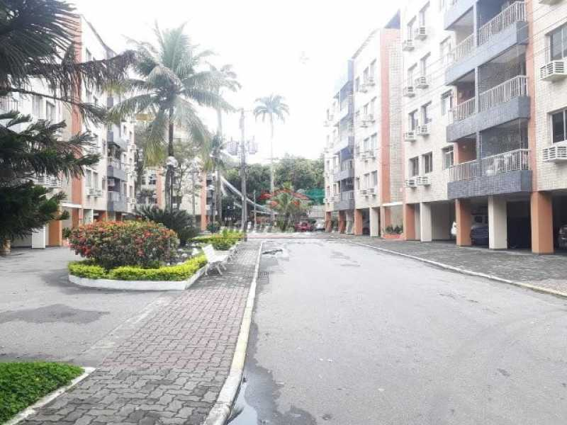 1 2 - Apartamento 3 quartos à venda Anil, Rio de Janeiro - R$ 425.000 - PSAP30654 - 1