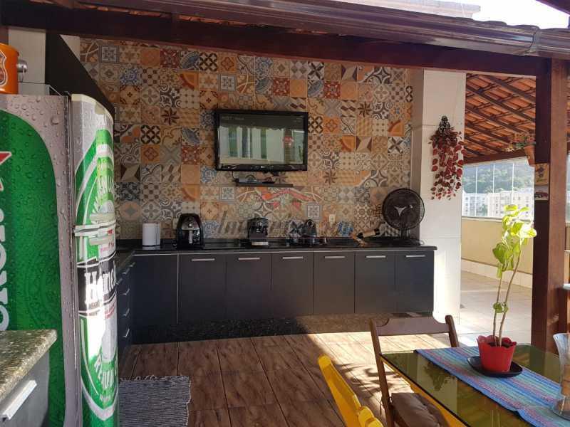 21 - Cobertura 3 quartos à venda Praça Seca, Rio de Janeiro - R$ 420.000 - PSCO30078 - 20