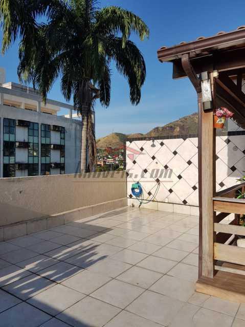 23 - Cobertura 3 quartos à venda Praça Seca, Rio de Janeiro - R$ 420.000 - PSCO30078 - 23