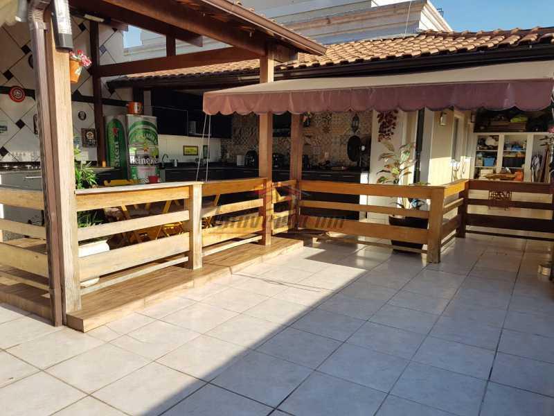 25 - Cobertura 3 quartos à venda Praça Seca, Rio de Janeiro - R$ 420.000 - PSCO30078 - 25