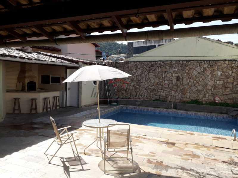 21 - Casa em Condomínio 3 quartos à venda Taquara, Rio de Janeiro - R$ 789.000 - PECN30293 - 21