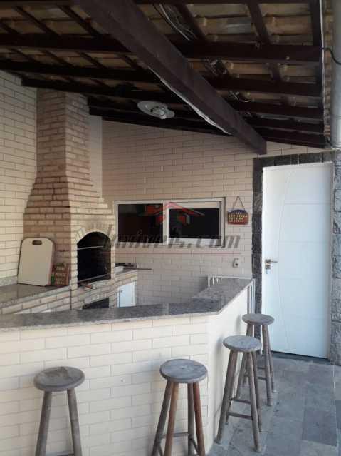 22 - Casa em Condomínio 3 quartos à venda Taquara, Rio de Janeiro - R$ 789.000 - PECN30293 - 22