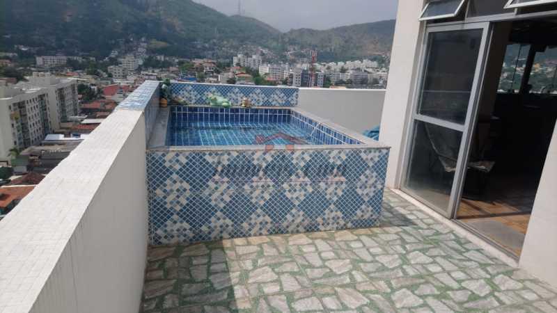 1 - Cobertura 3 quartos à venda Campinho, Rio de Janeiro - R$ 480.000 - PSCO30079 - 1