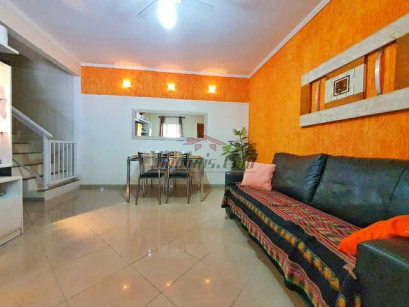 1 - Casa em Condomínio 2 quartos à venda Vila Valqueire, Rio de Janeiro - R$ 400.000 - PSCN20100 - 1