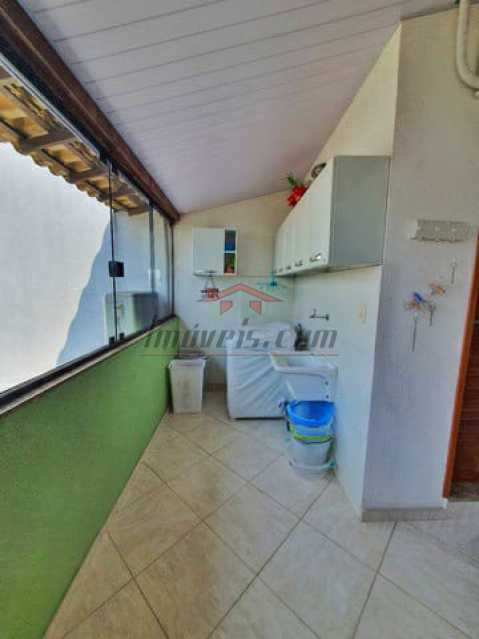 18 - Casa em Condomínio 2 quartos à venda Vila Valqueire, Rio de Janeiro - R$ 400.000 - PSCN20100 - 19