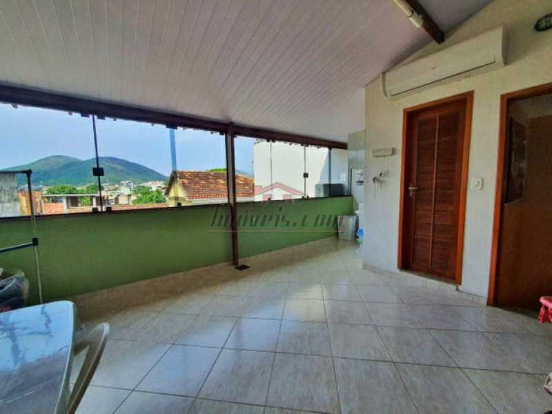 19 - Casa em Condomínio 2 quartos à venda Vila Valqueire, Rio de Janeiro - R$ 400.000 - PSCN20100 - 20