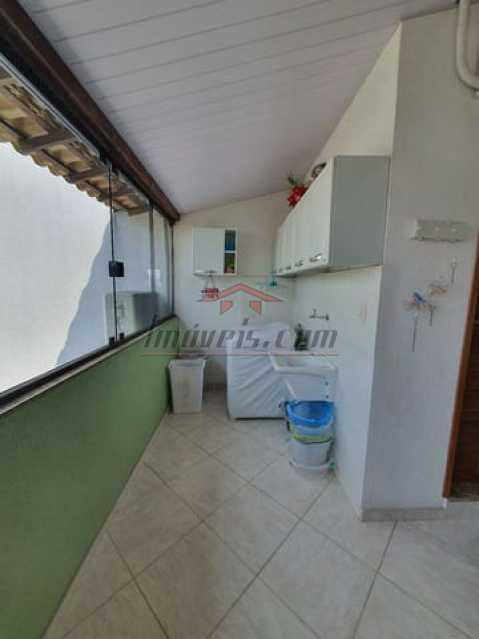 20 - Casa em Condomínio 2 quartos à venda Vila Valqueire, Rio de Janeiro - R$ 400.000 - PSCN20100 - 21