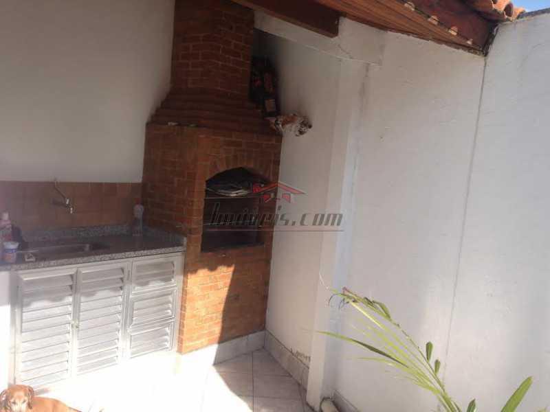 10 - Casa em Condomínio 3 quartos à venda Jacarepaguá, Rio de Janeiro - R$ 414.000 - PECN30294 - 11