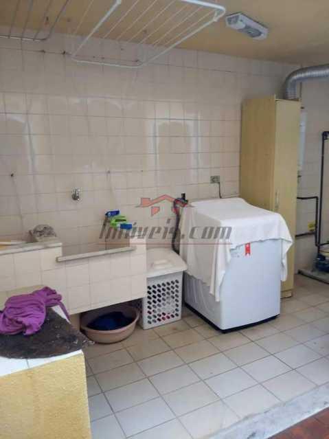 27. - Casa em Condomínio 5 quartos à venda Barra da Tijuca, Rio de Janeiro - R$ 3.600.000 - PECN50021 - 28