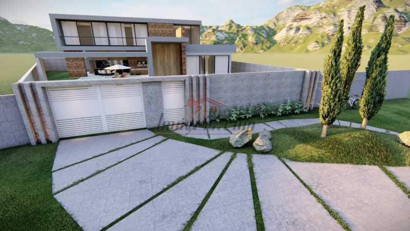 2. - Casa em Condomínio 4 quartos à venda Barra da Tijuca, Rio de Janeiro - R$ 5.900.000 - PECN40115 - 3
