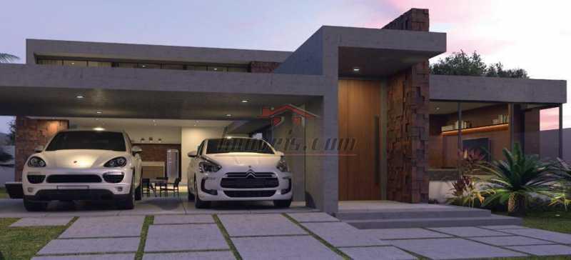 3. - Casa em Condomínio 4 quartos à venda Barra da Tijuca, Rio de Janeiro - R$ 5.900.000 - PECN40115 - 4