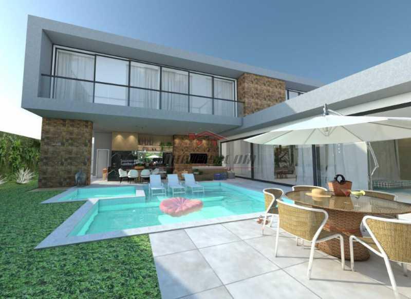 4. - Casa em Condomínio 4 quartos à venda Barra da Tijuca, Rio de Janeiro - R$ 5.900.000 - PECN40115 - 5