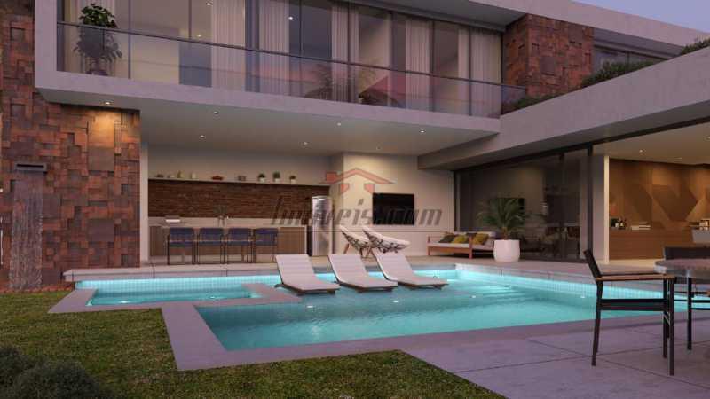 5. - Casa em Condomínio 4 quartos à venda Barra da Tijuca, Rio de Janeiro - R$ 5.900.000 - PECN40115 - 6