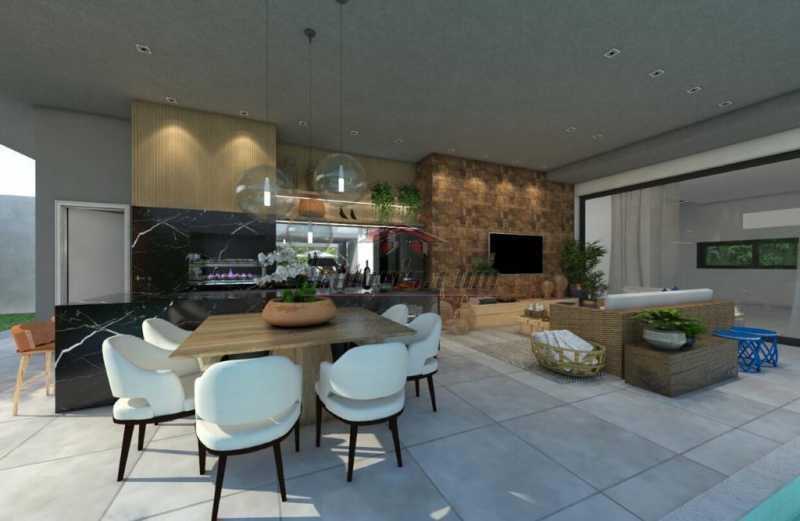 6. - Casa em Condomínio 4 quartos à venda Barra da Tijuca, Rio de Janeiro - R$ 5.900.000 - PECN40115 - 7
