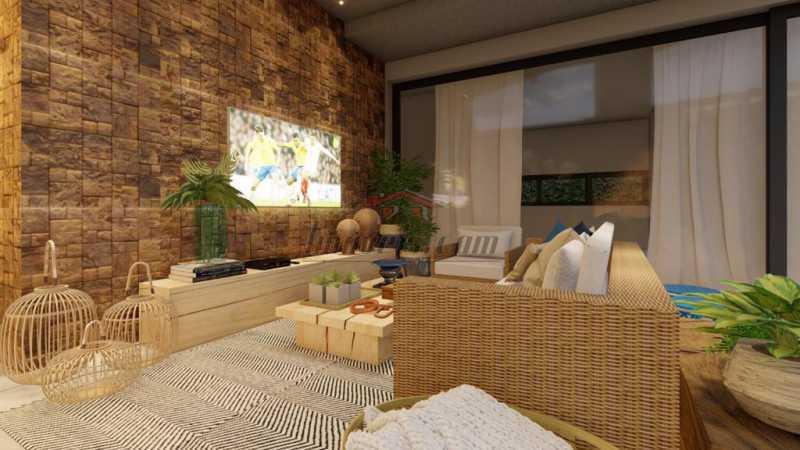 7. - Casa em Condomínio 4 quartos à venda Barra da Tijuca, Rio de Janeiro - R$ 5.900.000 - PECN40115 - 8