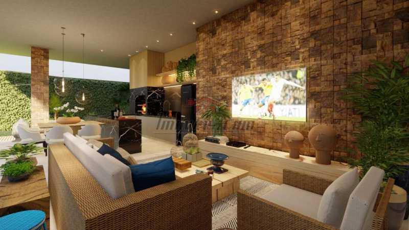 8. - Casa em Condomínio 4 quartos à venda Barra da Tijuca, Rio de Janeiro - R$ 5.900.000 - PECN40115 - 9