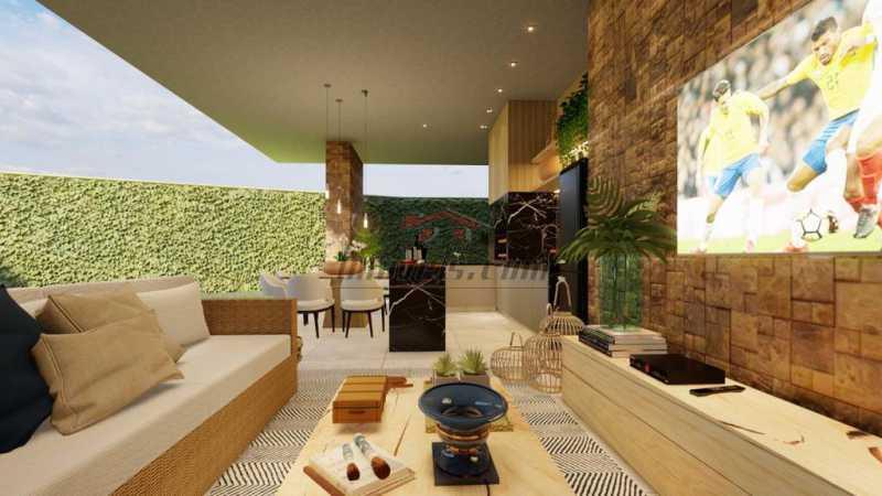 9. - Casa em Condomínio 4 quartos à venda Barra da Tijuca, Rio de Janeiro - R$ 5.900.000 - PECN40115 - 10