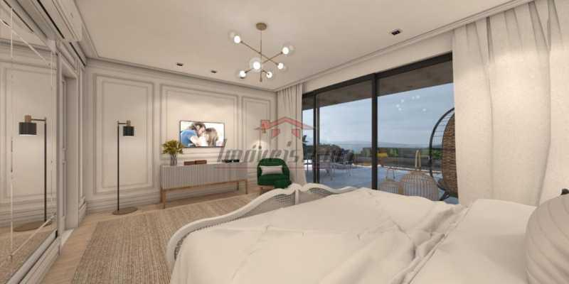 15. - Casa em Condomínio 4 quartos à venda Barra da Tijuca, Rio de Janeiro - R$ 5.900.000 - PECN40115 - 16