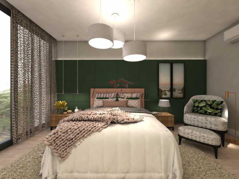 16. - Casa em Condomínio 4 quartos à venda Barra da Tijuca, Rio de Janeiro - R$ 5.900.000 - PECN40115 - 17