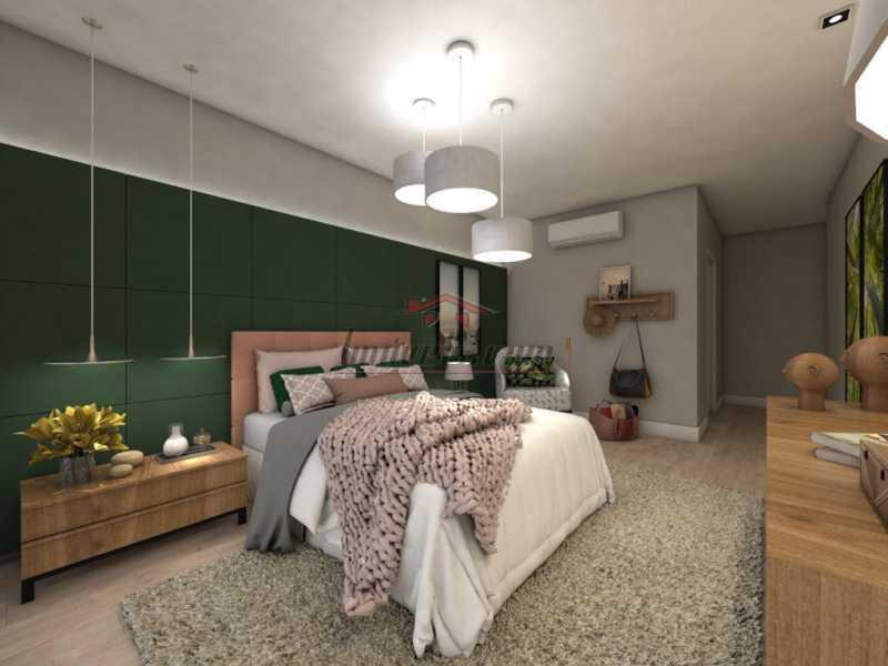 17. - Casa em Condomínio 4 quartos à venda Barra da Tijuca, Rio de Janeiro - R$ 5.900.000 - PECN40115 - 18