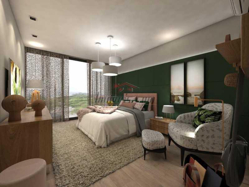18. - Casa em Condomínio 4 quartos à venda Barra da Tijuca, Rio de Janeiro - R$ 5.900.000 - PECN40115 - 19