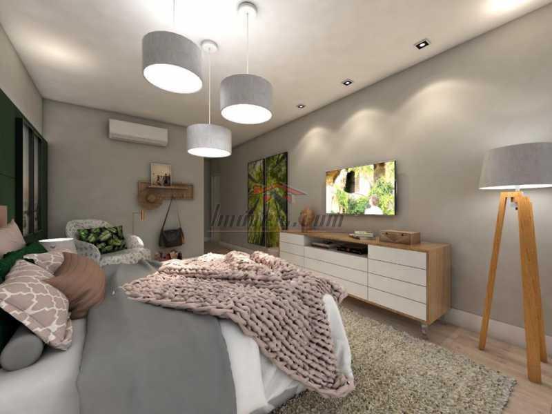 19. - Casa em Condomínio 4 quartos à venda Barra da Tijuca, Rio de Janeiro - R$ 5.900.000 - PECN40115 - 20
