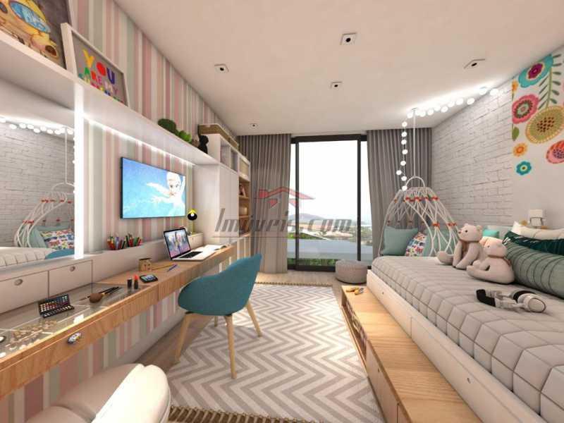 21. - Casa em Condomínio 4 quartos à venda Barra da Tijuca, Rio de Janeiro - R$ 5.900.000 - PECN40115 - 22