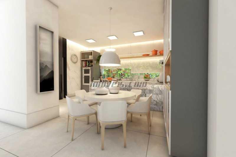25. - Casa em Condomínio 4 quartos à venda Barra da Tijuca, Rio de Janeiro - R$ 5.900.000 - PECN40115 - 26