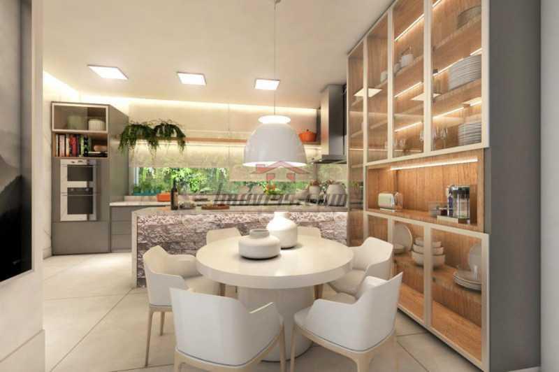 26. - Casa em Condomínio 4 quartos à venda Barra da Tijuca, Rio de Janeiro - R$ 5.900.000 - PECN40115 - 27