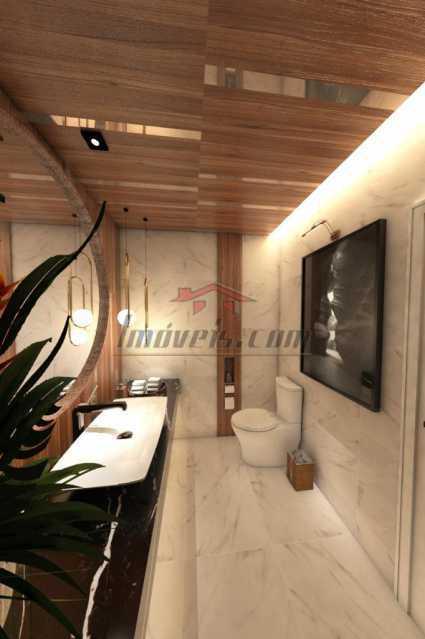27. - Casa em Condomínio 4 quartos à venda Barra da Tijuca, Rio de Janeiro - R$ 5.900.000 - PECN40115 - 28