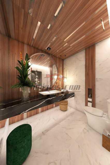 28. - Casa em Condomínio 4 quartos à venda Barra da Tijuca, Rio de Janeiro - R$ 5.900.000 - PECN40115 - 29