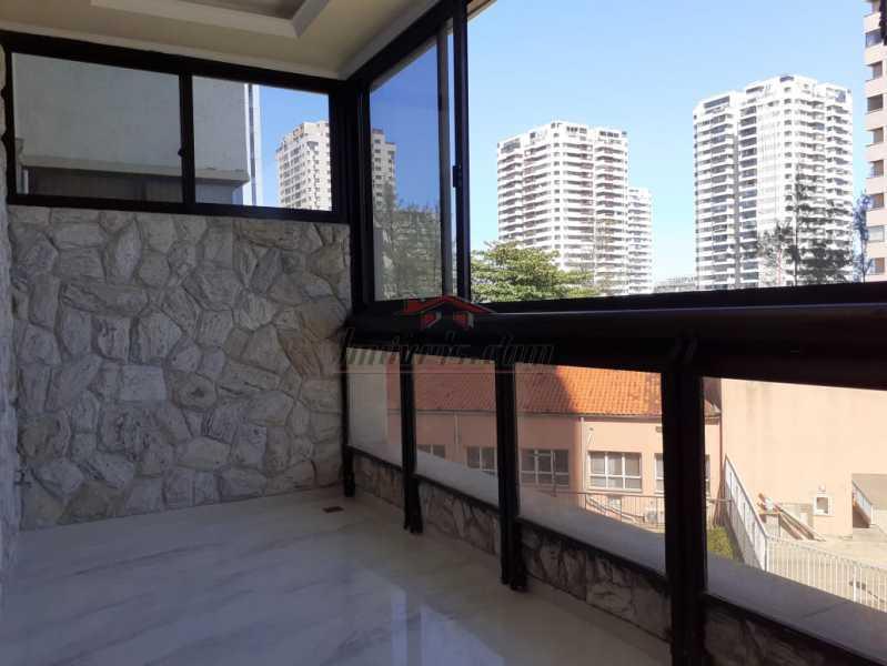 1. - Apartamento 2 quartos à venda Barra da Tijuca, Rio de Janeiro - R$ 740.000 - PEAP21976 - 1