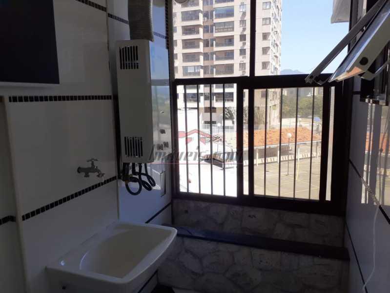 19. - Apartamento 2 quartos à venda Barra da Tijuca, Rio de Janeiro - R$ 740.000 - PEAP21976 - 20