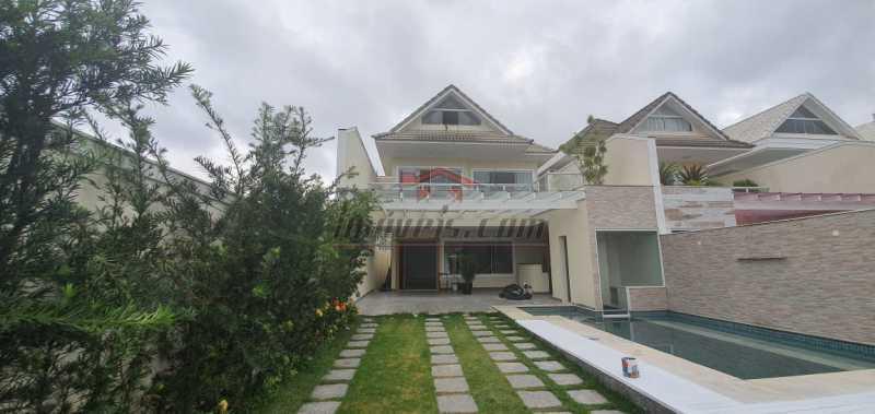 1. - Casa em Condomínio 4 quartos à venda Barra da Tijuca, Rio de Janeiro - R$ 2.890.000 - PECN40116 - 1